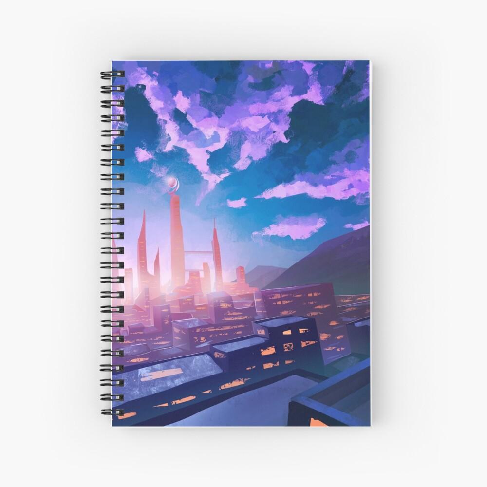 Ambientcloud Cuaderno de espiral