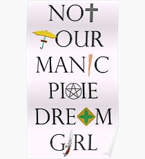 Sunnydale Feminists Poster