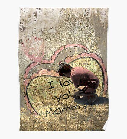 Mom's Heart~ Poster