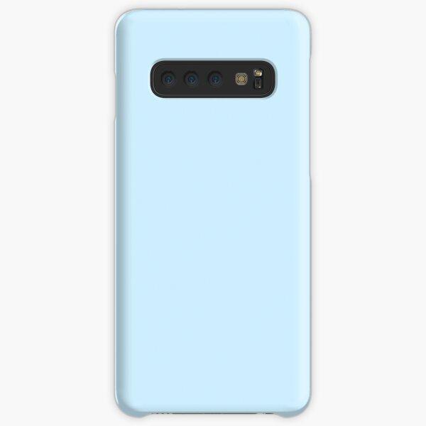 Retro Pastel Blue Samsung Galaxy Snap Case
