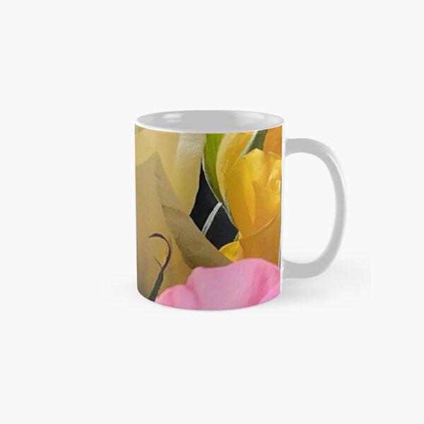 White Rose  Classic Mug