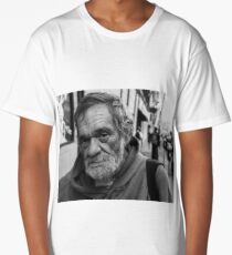Man Long T-Shirt