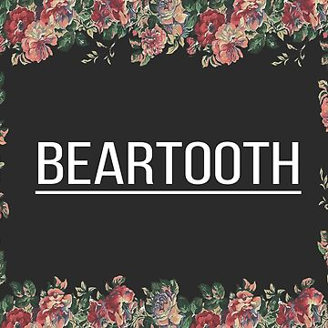 Beartooth Floral Flag by jakemurray21