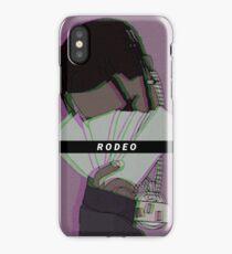 Travis Scott Distorted Rodeo iPhone Case
