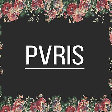 PVRIS Floral Flag by jakemurray21