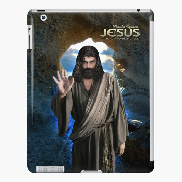 Jesus: Believe and be healed iPad Snap Case