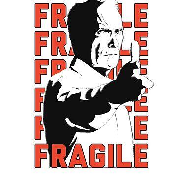 Clint Eastwood Fragile by lostsheep007