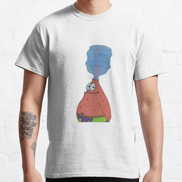 Patrick With Bottle On Head Classic T-Shirt