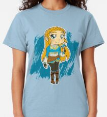 Silent Princess Classic T-Shirt