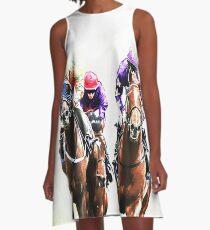 Turf Kings A-Line Dress