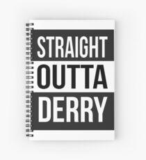 Derry Spiral Notebook