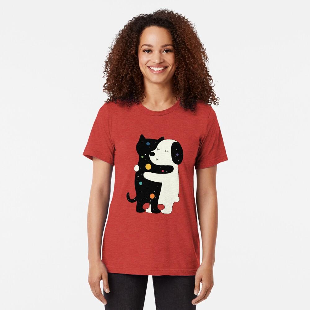 Universelle Sprache Vintage T-Shirt