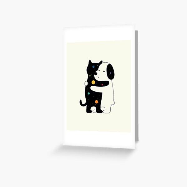 Universal Language Greeting Card