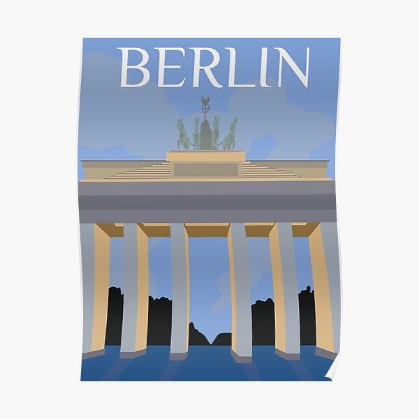 Berlin Gate Poster