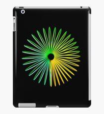 Abstract Hologram iPad Case/Skin