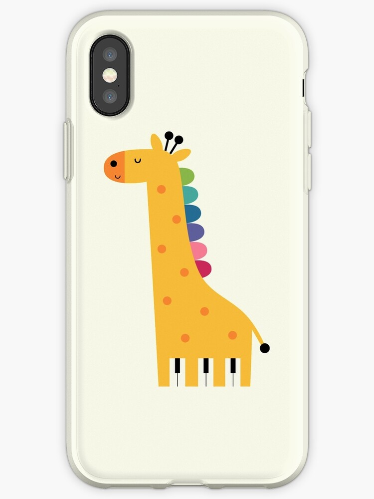 Giraffe Piano by AndyWestface