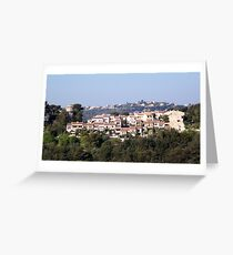 Beautiful hamlet ! Greeting Card