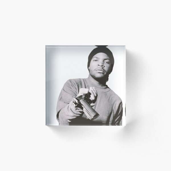 ICE CUBE Young Acrylic Block