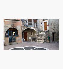 Place Du Four Photographic Print