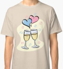 A Toast to Love Classic T-Shirt