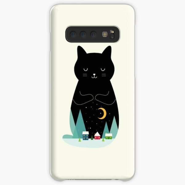 Silent Night Samsung Galaxy Snap Case
