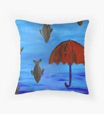 kafka on the shore #1 Throw Pillow