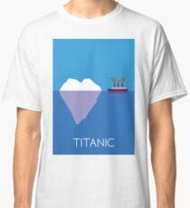 Titanic Minimaliste Classic T-Shirt