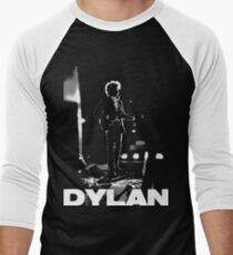 Camiseta ¾ bicolor para hombre dylan en negro