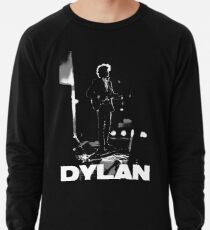 dylan on black Lightweight Sweatshirt