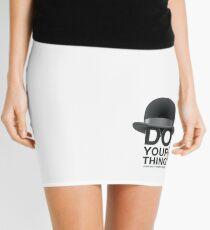Do your thing Mini Skirt