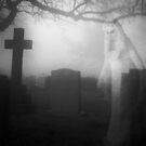 Ghostly walk across the Graveyard by thermosoflask