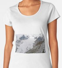 High up in the Alps Women's Premium T-Shirt