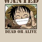 Wanted Dead or Alive by stonestreet