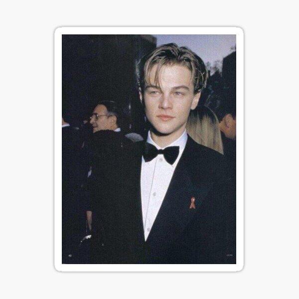 Leonardo dicaprio autocollant Sticker
