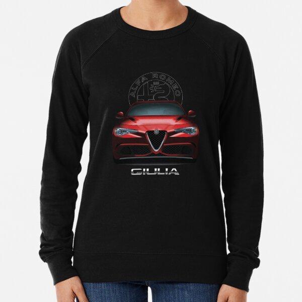 Alfa Romeo Giulia Quadrifoglio Sweatshirt léger