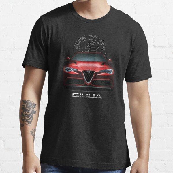 Alfa Romeo Giulia Quadrifoglio T-shirt essentiel