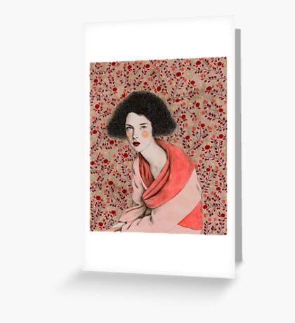 Anastasia Greeting Card