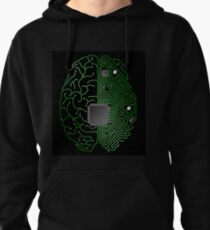 Artificial Intelligence Pullover Hoodie