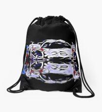 Porsche versus Porsche Drawstring Bag