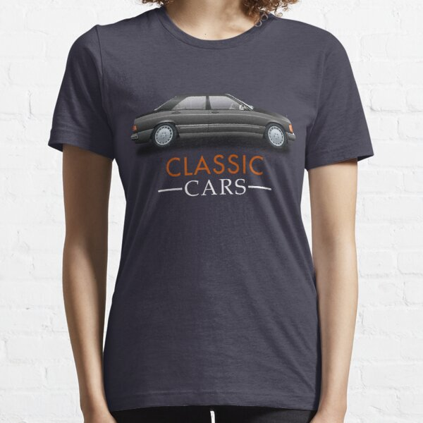 "W201 ""Classic Cars"" Essential T-Shirt"