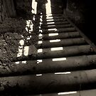 Stairs by Mojca Savicki
