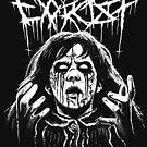 Schwarzer Metall-Exorzismus von samRAW08