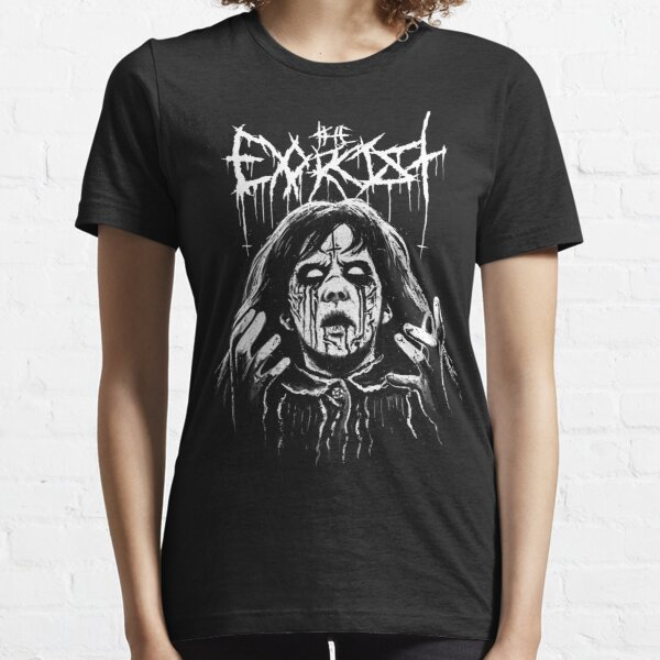 Black Metal Exorcism Essential T-Shirt