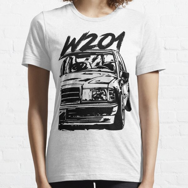 """W201 """"Dirty Style"""" Essential T-Shirt"""