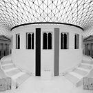 The British Museum. Panorama of the Great Court. by Irina Chuckowree