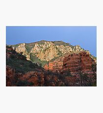 Sedona Red Rocks 2 Photographic Print