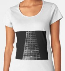 Guitar fingerboard Women's Premium T-Shirt