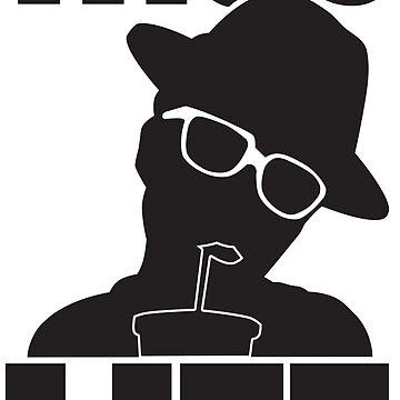 Thug Life (Dark) by DangerDuds