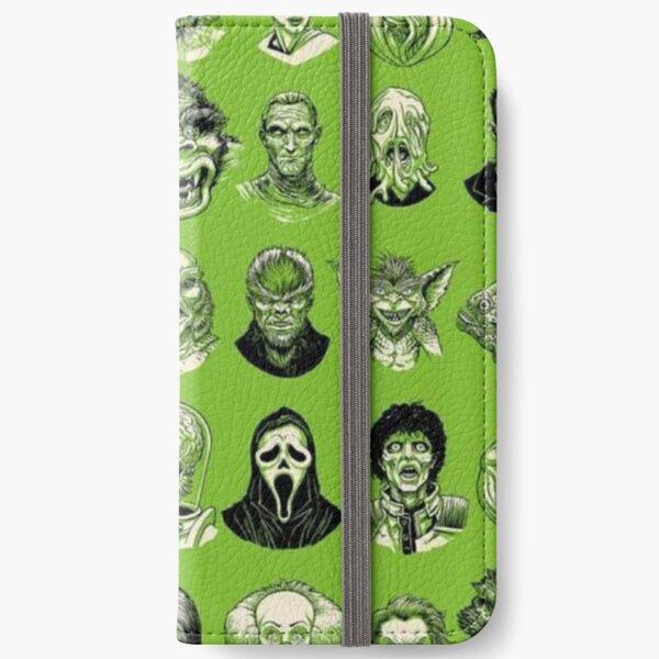 Horror iPhone Wallet