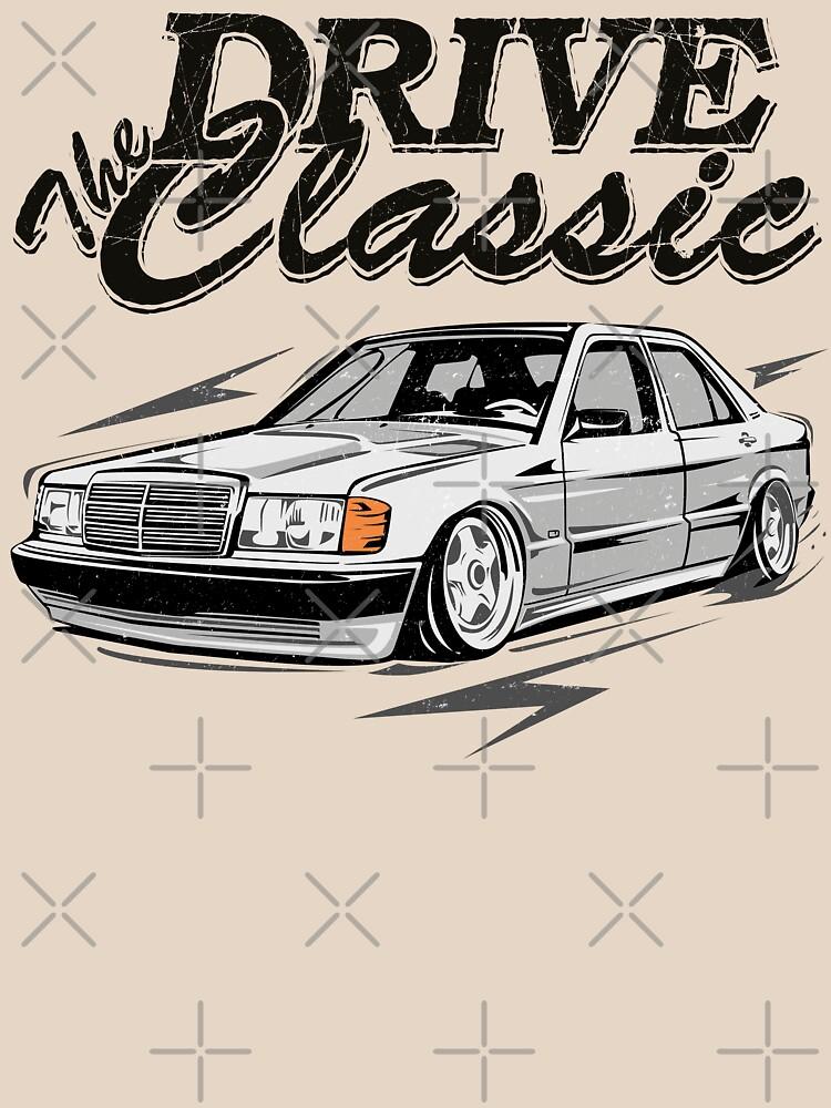 "W201 ""Drive the Classic"" von glstkrrn"